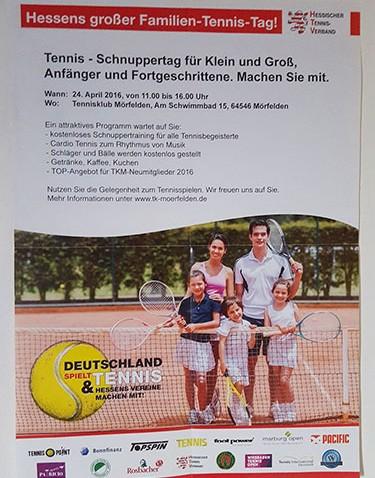 TennisAktionsPlakat1